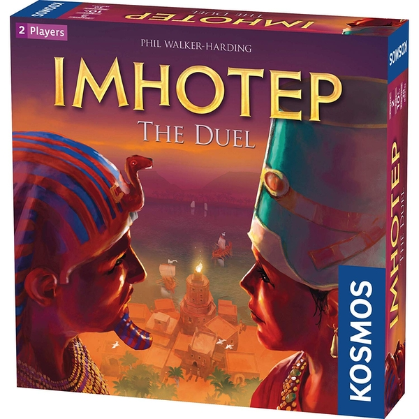 Imhotep - The Duel Board Game