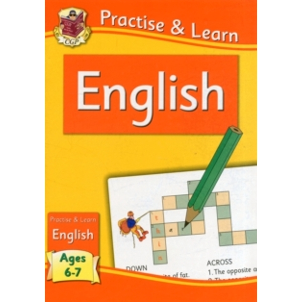 Practise & Learn: English (ages 6-7) by CGP Books (Paperback, 2011)