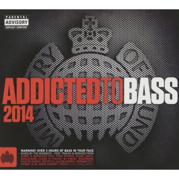 Various Artists - Ministry of Sound - Addicted to Bass 2014