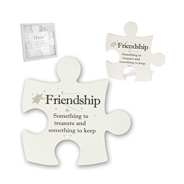 Said with Sentiment Jigsaw Wall Art Friendship