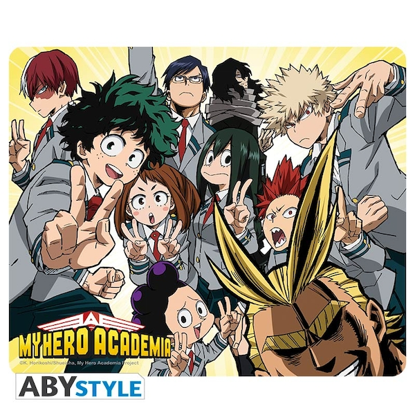 Image of My Hero Academia - Class Mouse Mat
