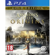 Ex-Display Assassin's Creed Origins Gold Edition PS4 Game Used - Like New