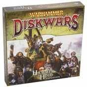 Warhammer Diskwars Hammer and Hold Expansion Board Game