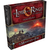 Lord of the Rings LCG: The Mountain of Fire Saga Expansion