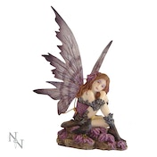 Heather Fairy Figurine