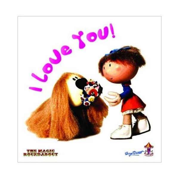 Magic Roundabout - Dougal & Florence Greetings Card