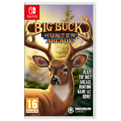 Big Buck Hunter Arcade Nintendo Switch Game
