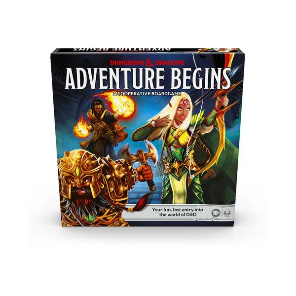 Dungeons And Dragons: Adventure Board Game