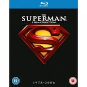Ex-Display Superman Collection 1-5 Blu-ray Used - Like New