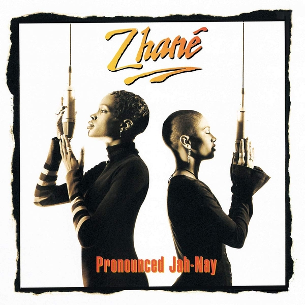 Zhane - Pronounced Jah-Nay Vinyl