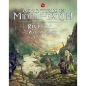 Adventures in Middle-Earth - Rivendell Region Guide Board Game