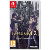 La Mulana 1 & 2 Hidden Treasures Edition Nintendo Switch Game
