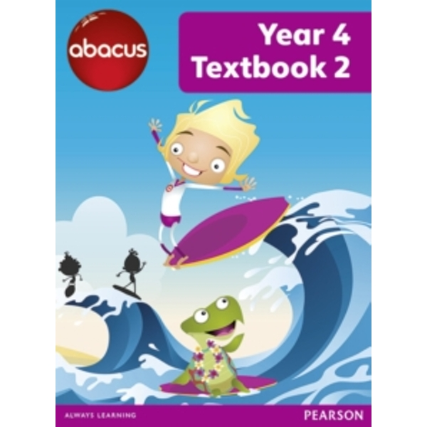 Abacus Year 4 Textbook 2 by Ruth Merttens (Paperback, 2013)