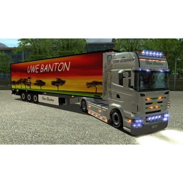 Euro Truck Simulator 2 Gold Edition Game PC - Image 2