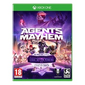 Agents Of Mayhem Day One Edition Xbox One Game
