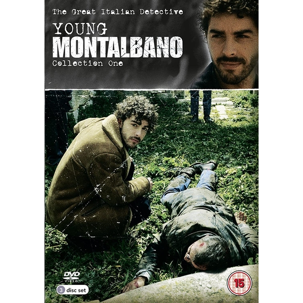 Young Montalbano - Collection 1 DVD 3-Disc Set