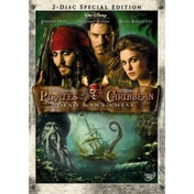 Pirates Of The Caribbean Dead Man's Chest Special Edition DVD