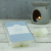 Fresh Linen (Polka Dot Collection) Wax Melt