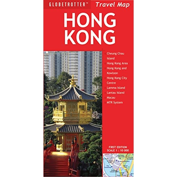 Hong Kong  2009 Sheet map, folded