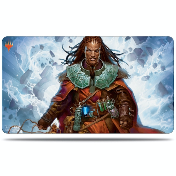 Ultra Pro Magic The Gathering: Commander 2019 Playmat Sevinnie The Chronoclasm
