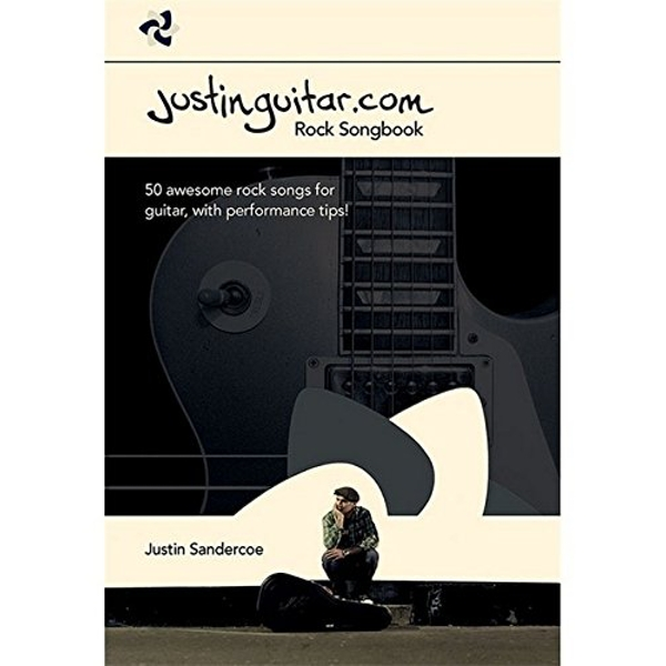 The Justinguitar.Com Rock Songbook by Music Sales (Paperback, 2013)