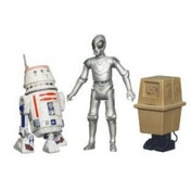 Star Wars Droid Set Figurines