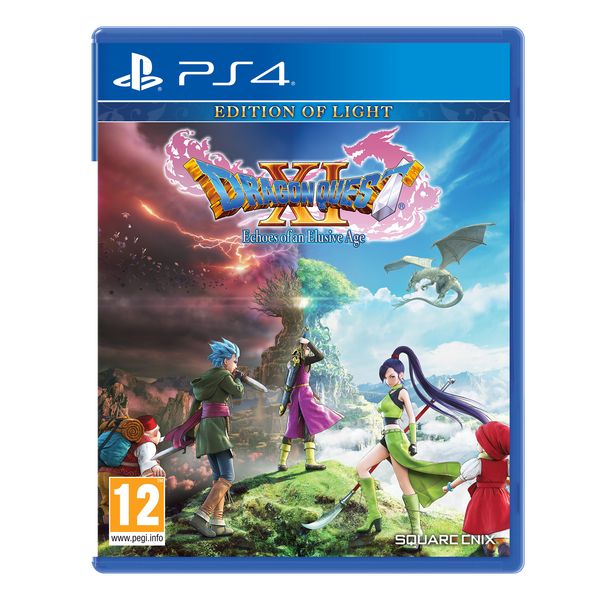 Dragon Quest XI Echoes Of An Elusive Age Edition Of Light PS4 Game - Image 1