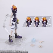 Neku Sakuraba (The Worlds Ends With You) Action Figure