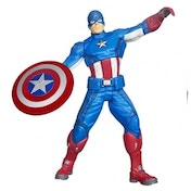 Marvel Avengers Ultimate Electronic Avengers Captain America Figure