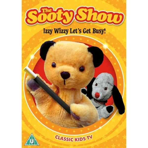 Sooty: Izzy Wizzy Let's Get Busy! DVD