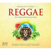 Various Artists - Greatest Ever Reggae CD