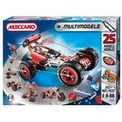 Meccano Multimodels 25 Models - Race Car