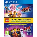 The Lego Movie 2 Game & Film Double Pack PS4 Game