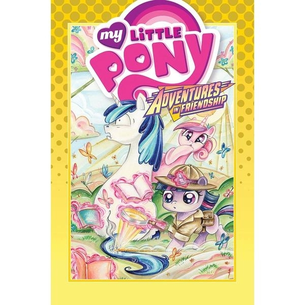 My Little Pony Adventures In Friendship: Volume 5 Hardcover