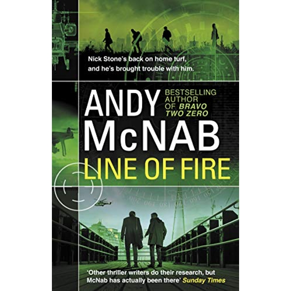 Line of Fire  Paperback 2018