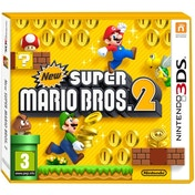 New Super Mario Bros 2 Game 3DS