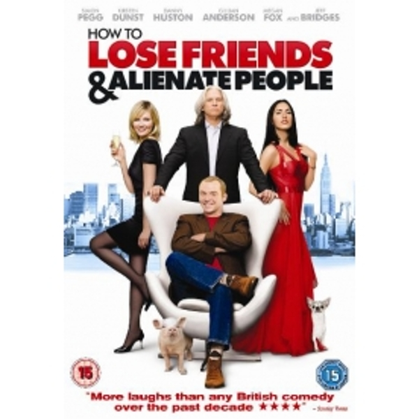 How To Lose Friends And Alienate People DVD