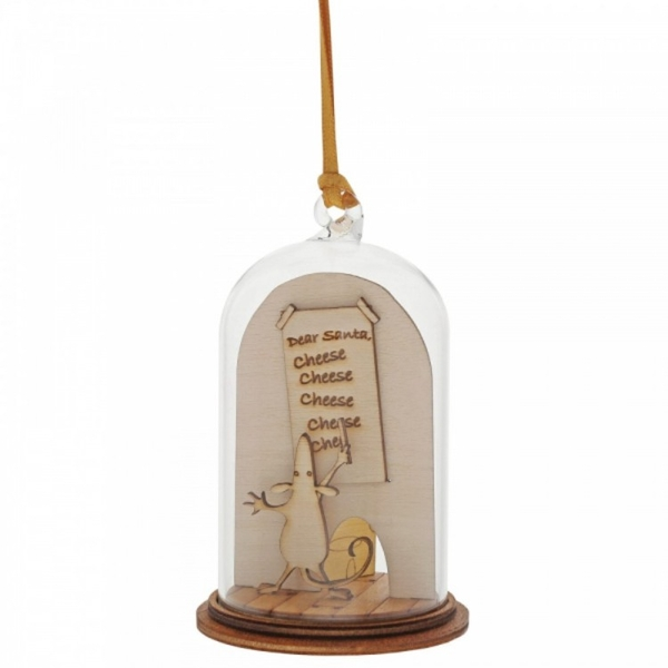 Dear Santa Hanging Ornament