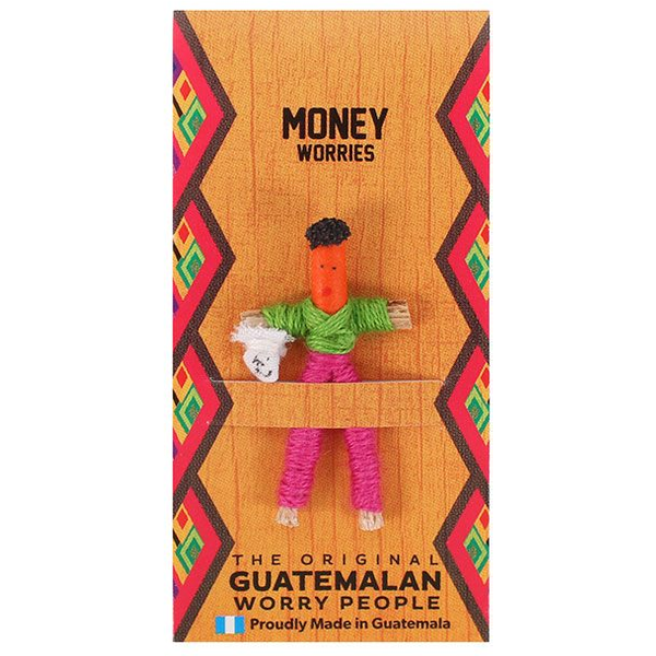 Money Worry Doll