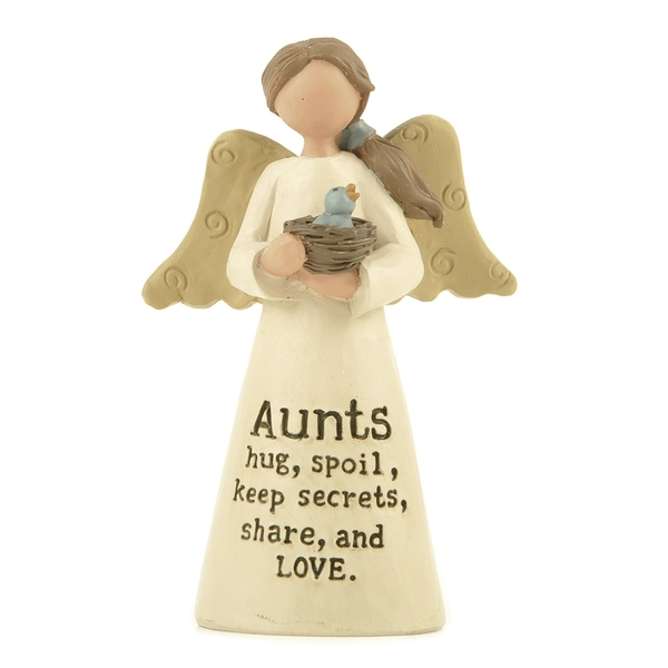 Angel Decoration  For Aunt By Heaven Sends