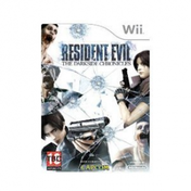 Resident Evil The Darkside Chronicles Game Wii
