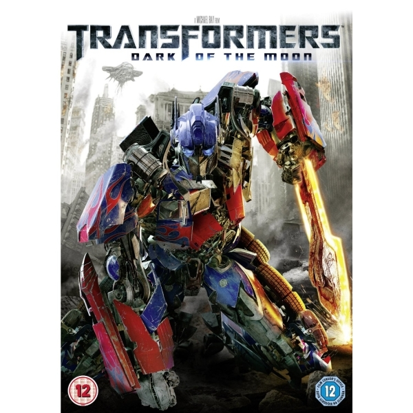 Transformers Dark of the Moon (2011) DVD