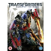Transformers Dark of the Moon DVD