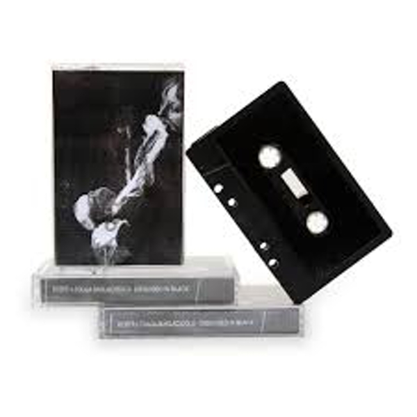 Kleft Tolga Baklacioglu ‎– Disguised in Black Cassette