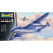 Vampire F Mk.3 1:72 Revell Model Kit