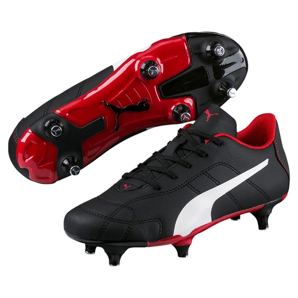 0fb3b2b9e2f6 Hey! Stay with us... Puma Junior Classico SG Football Boots - UK Size 2