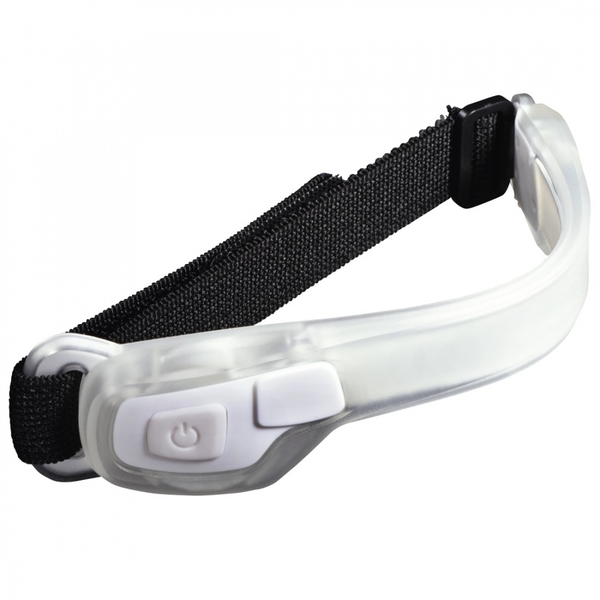 Active LED Armband White