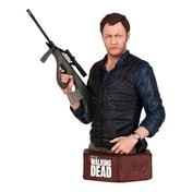 Walking Dead series 3 - The Governor 7.5 Inch Minibust