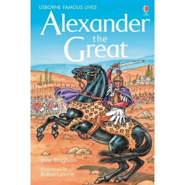 Alexander The Great (3.3 Young Reading Series Three (Purple)) Hardcover