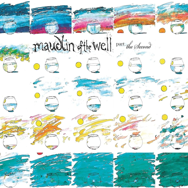 Maudlin Of The Well - Part The Second Vinyl